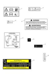 triumph motorcycle  SPEEDMASTER EFI triumph parts section Warning Labels