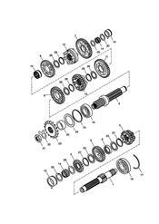 triumph motorcycle  SPEEDMASTER EFI triumph parts section Transmission