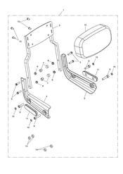 triumph motorcycle  SPEEDMASTER EFI triumph parts section Accessories 469050 gt
