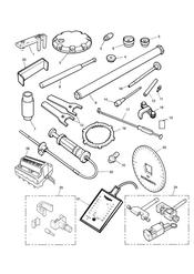 triumph motorcycle  SPRINT CARBS triumph parts section Service Tools All Versions