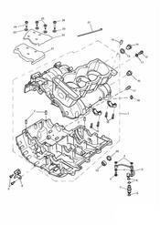 triumph motorcycle  SPRINT ST > 139276 triumph parts section Crankcase