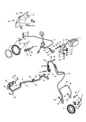 triumph motorcycle  SPRINT ST 208167 > triumph parts section ABS Components gt 440388