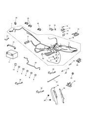triumph motorcycle  SPRINT ST 208167 > triumph parts section Electrical Equipment
