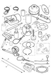triumph motorcycle  SPEED FOUR triumph parts section Service Tools