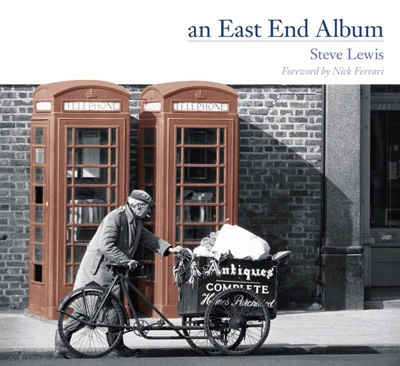 An_east_end_album_steve_lewis