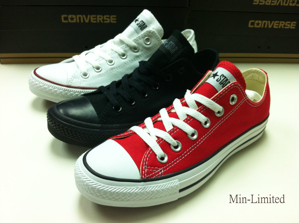 eb1f4f37650b Converse Classic Chuck Taylor Low Trainer Sneaker All Star OX NEW sizes  Shoes