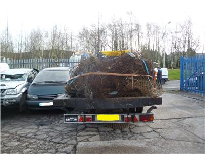 1997 FORD IVECO CARGO