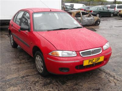 1997 ROVER GROUP 200 SERIES 214