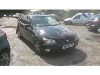 2002 LEXUS IS200 200 S
