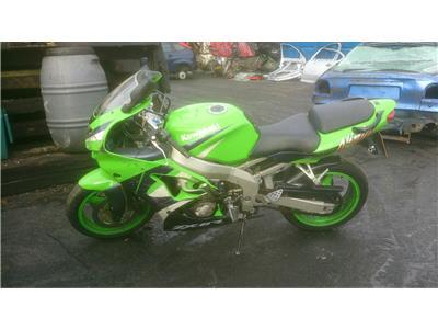 1999  MOTORBIKE