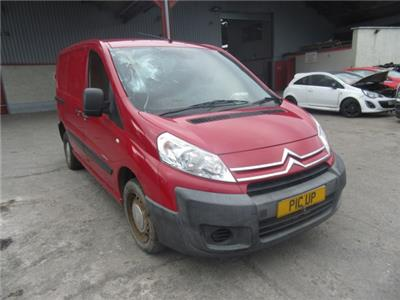 2007 CITROEN DISPATCH 1000 L1H1 SWB HDI 120