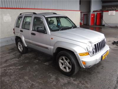 2006 JEEP CHEROKEE LIMITED CRD