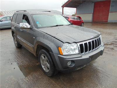 2006 JEEP GRAND CHEROKEE V6 CRD LIMITED