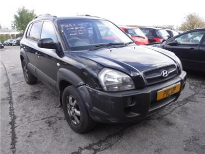 2004 HYUNDAI TUCSON CDX 4WD