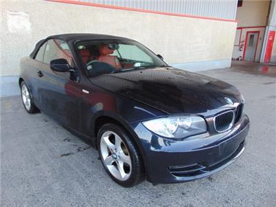 2009 BMW 1 SERIES 118I SPORT
