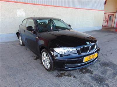 2011 BMW 1 SERIES 118D SE