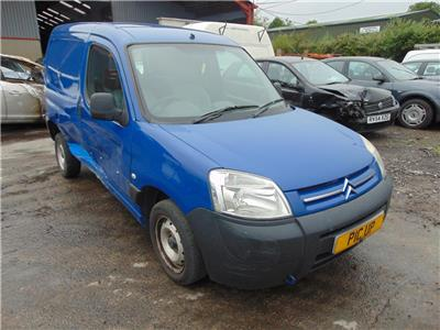 2007 CITROEN BERLINGO 600 ENTERPRISE SWB H-C HDI