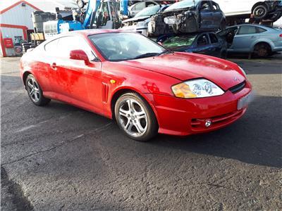 2002 HYUNDAI COUPE V6