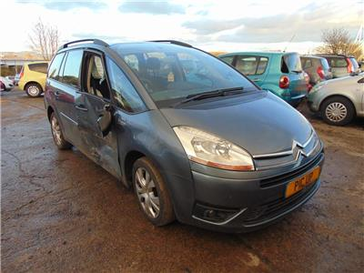 2007 CITROEN C4 PICASSO GRAND VTR PLUS HDI EGS