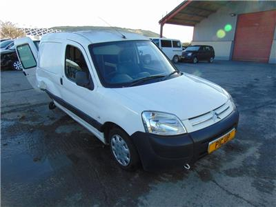 2009 CITROEN BERLINGO FIRST HDI