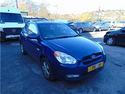 2008 HYUNDAI ACCENT ATLANTIC LIMITED EDITION