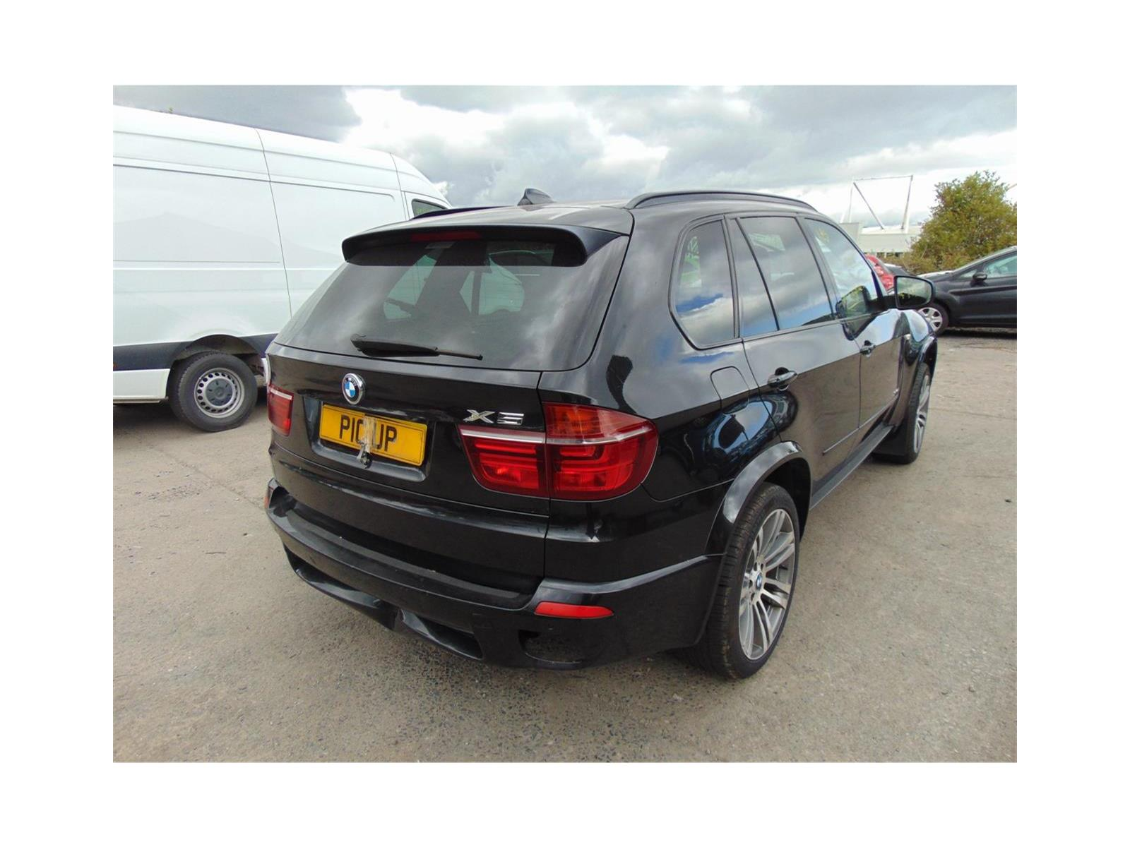Pic-Up Spares - BMW X5 (ref: 61659) - Vehicle breaking for spares