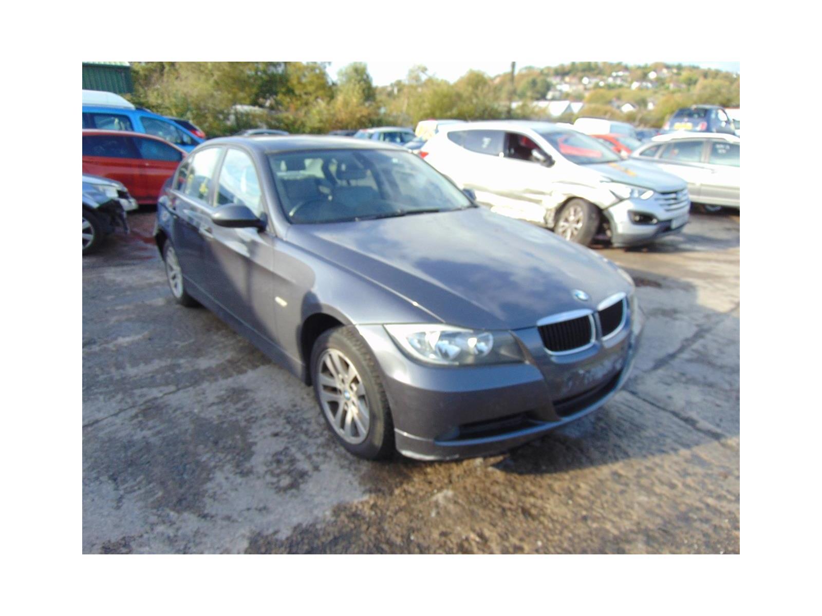 BMW 3 SERIES 320D SE DSC04495