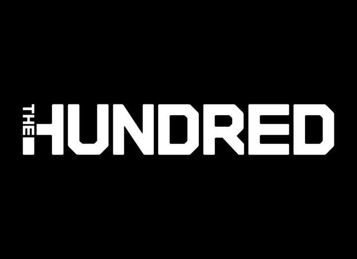 The hundred logo new