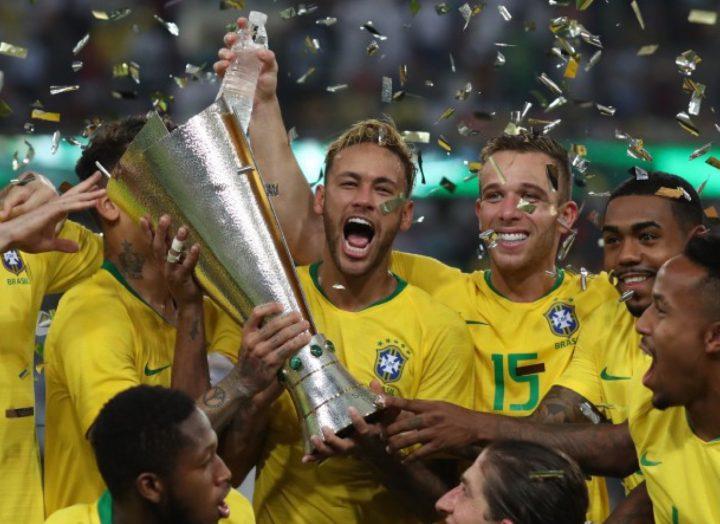 Brasil global tour celebrate