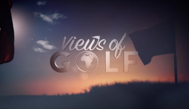 Views of golf