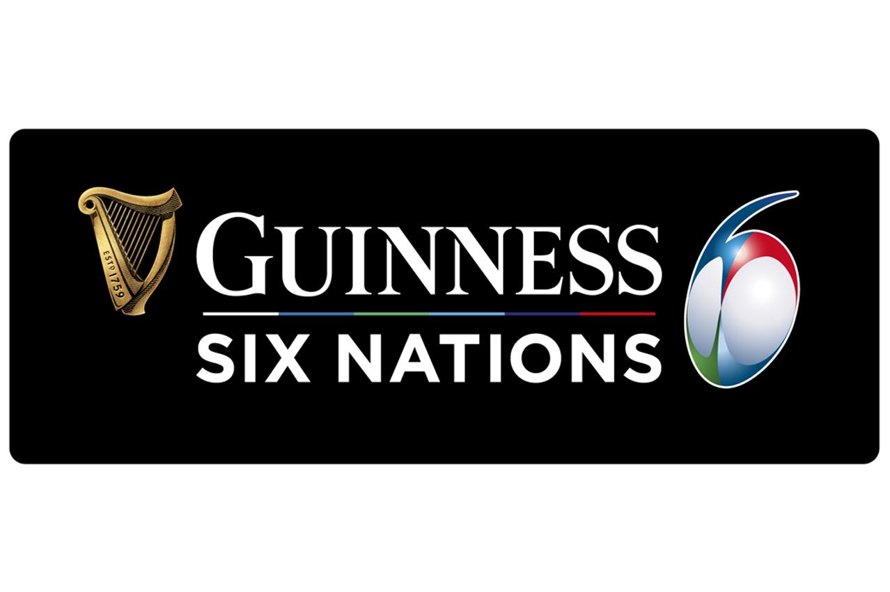 GUINNESS SIX NATIONS logo