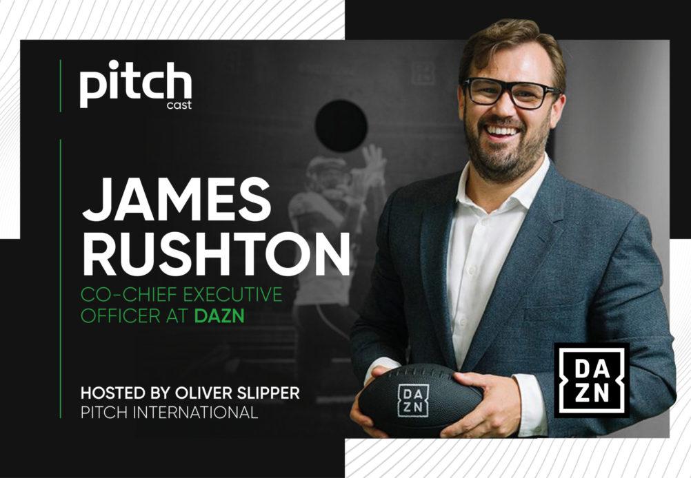 Pitch cast James Rushton