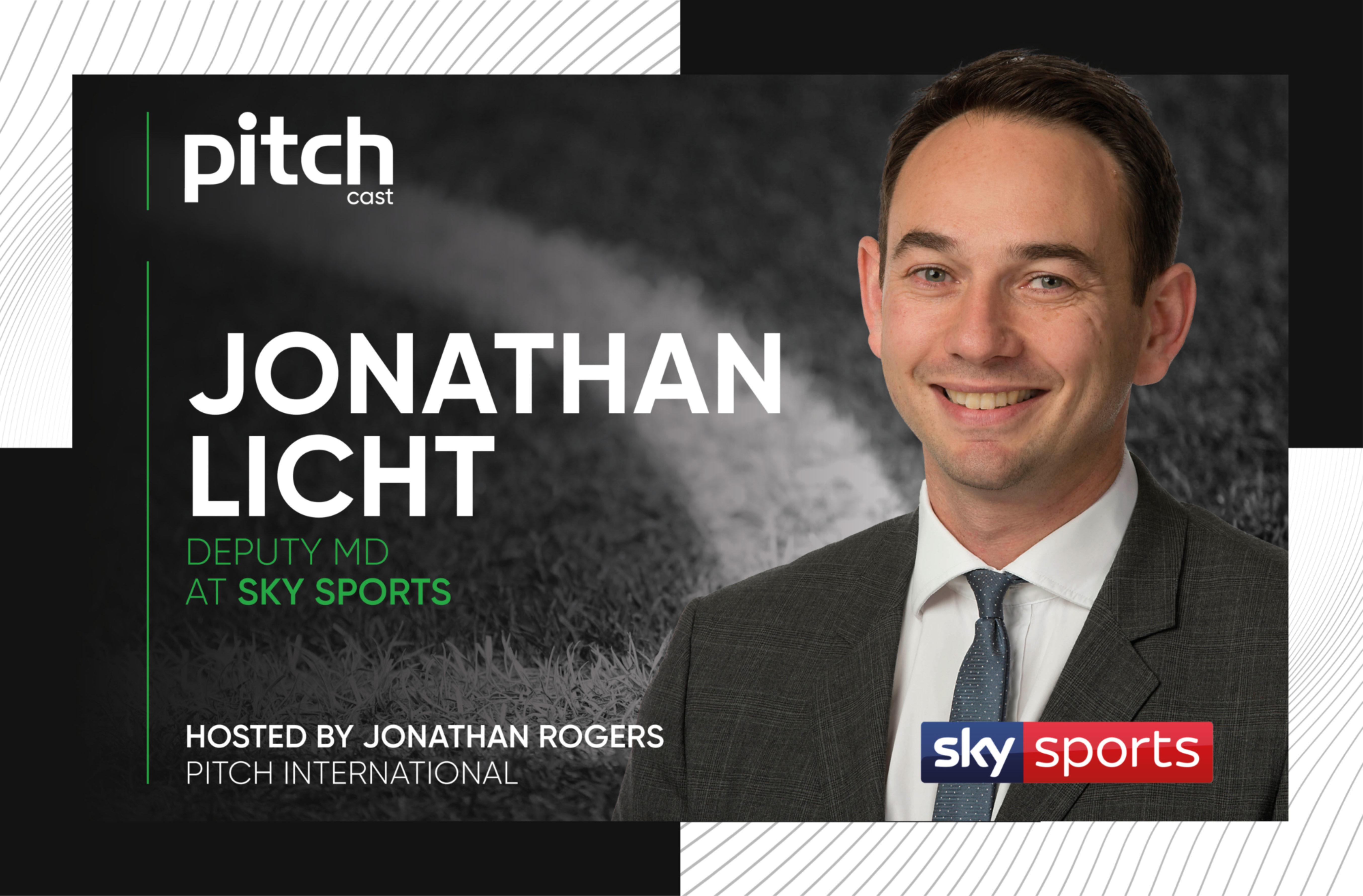 Pitch cast Jonathan Licht