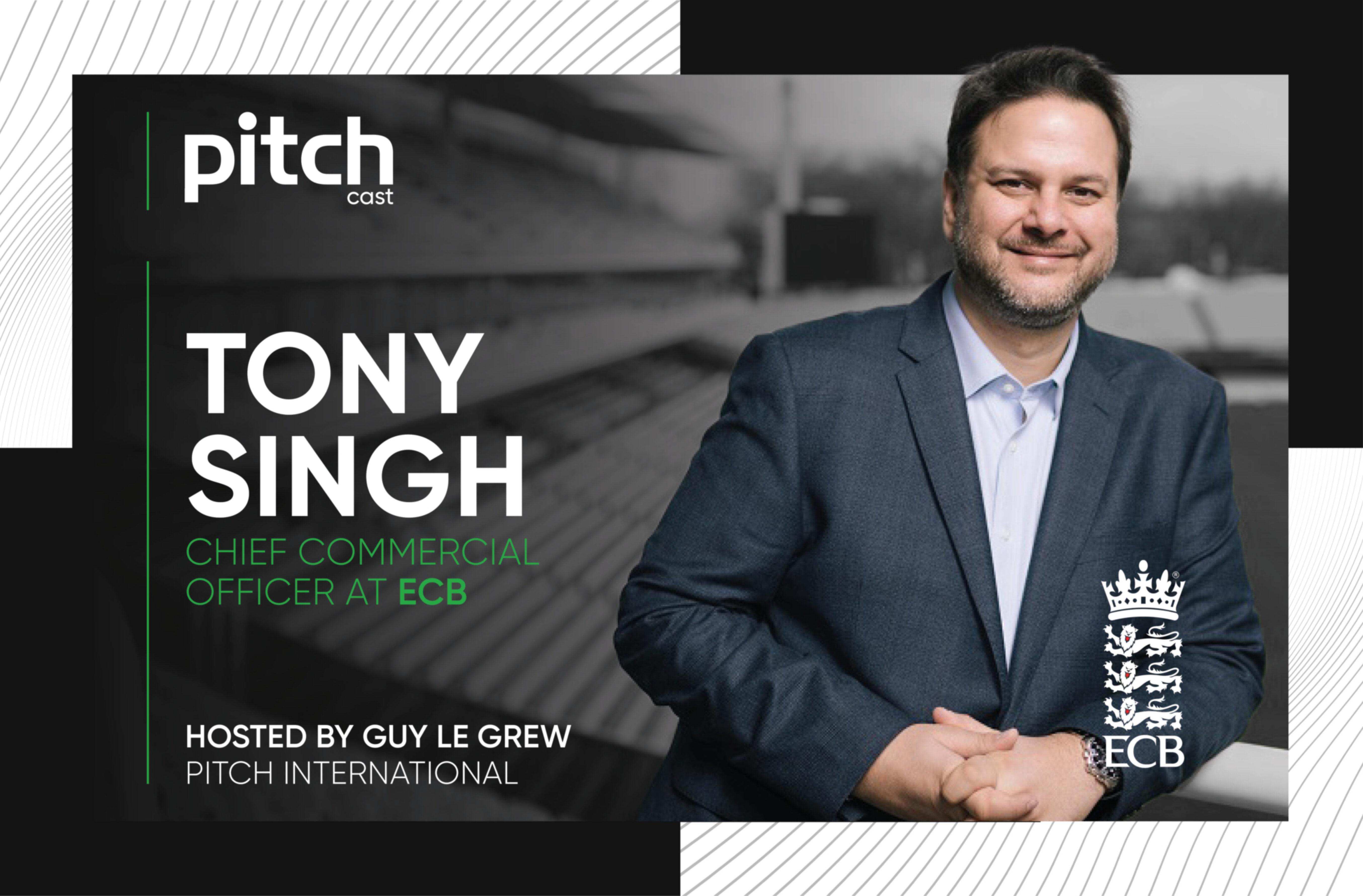 Pitch cast Tony Singh