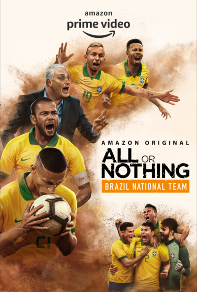 Brazil national team all or nothing Arte Final Amazon Tudo ou Nada KV Vertical V3 bx ENG2 1