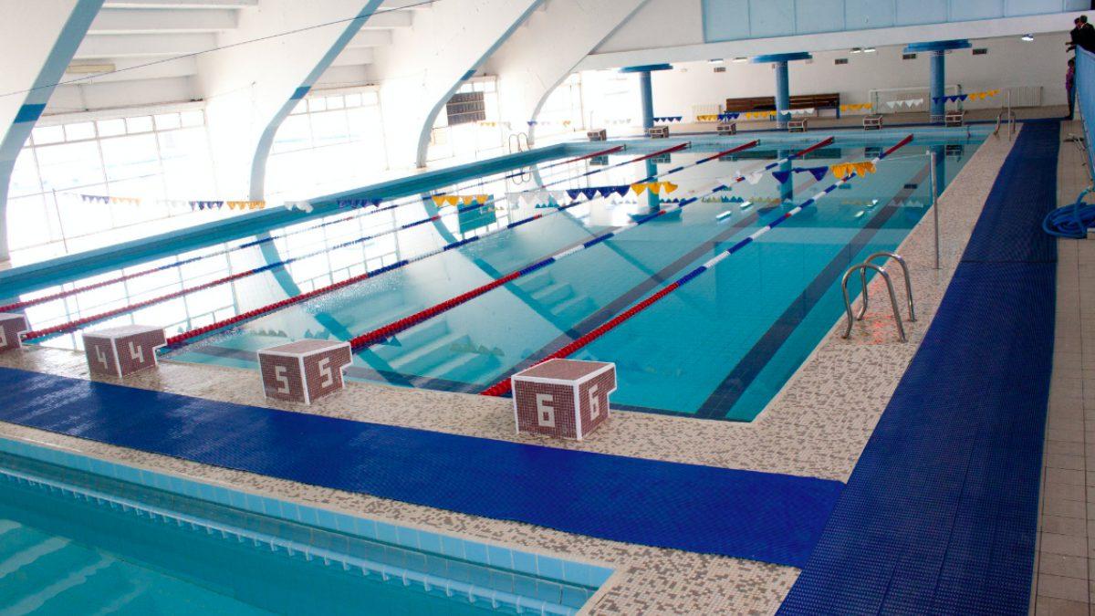 Los pavimentos de Plastex para entornos de ocio están diseñados para piscinas, vestuarios y duchas.