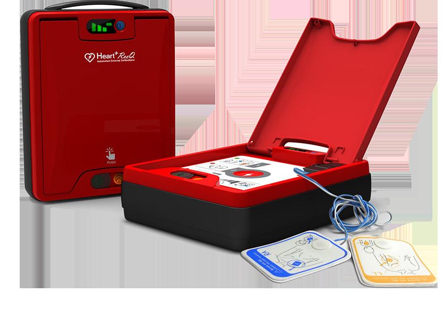 AED - zewnętrzny defibrylator