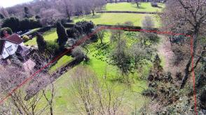Building plot for sale in Leicestershire photo