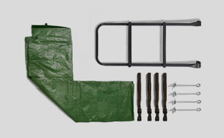 PLUM TRAMPOLINE ACCESSORY KIT