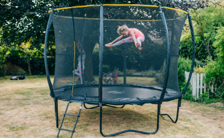 Plum 10FT Trampolines