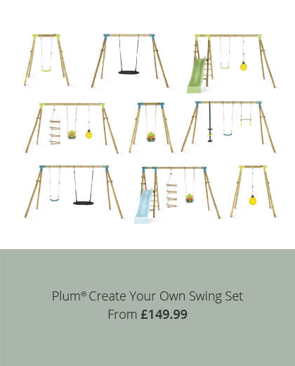 Create your own Swing Set with Plum