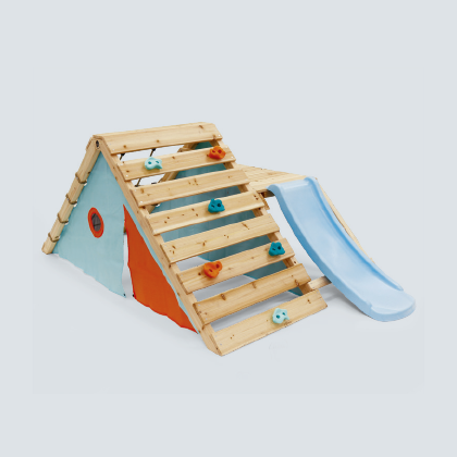 MY FIRST WOODEN PLAYCENTRE
