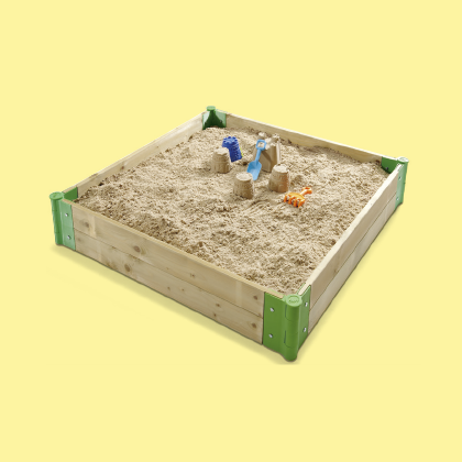 SANDCENTRE EASY BUILD SANDPIT