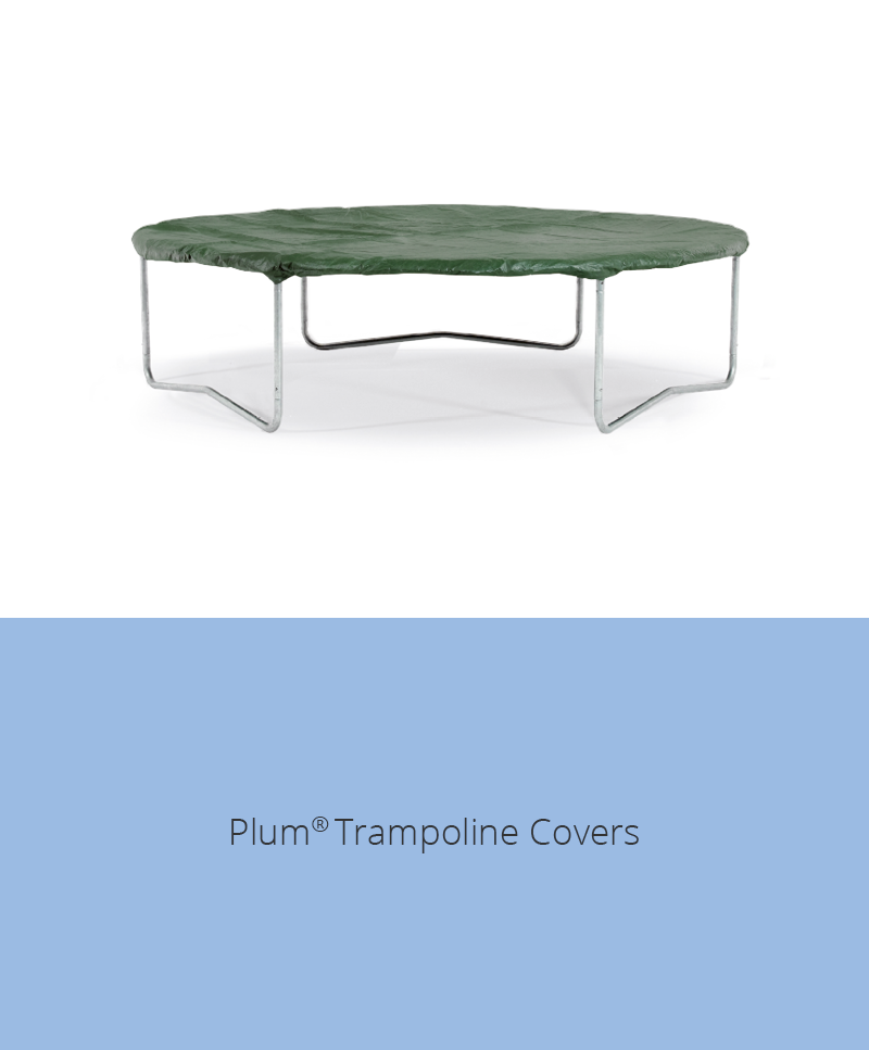 Plum Trampoline Covers