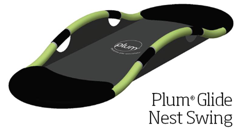 glide nest swing 3D concept