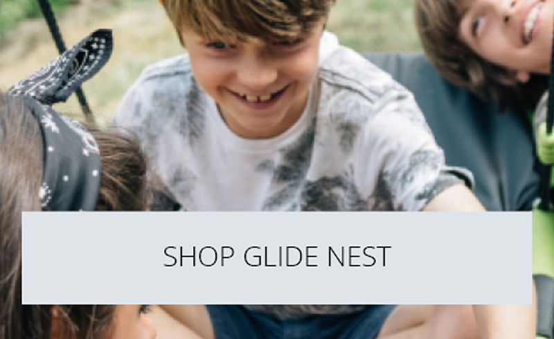 shop glide nest swing