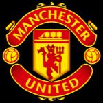 Logo for Man United