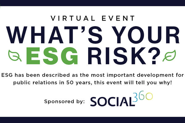 What's your ESG risk?