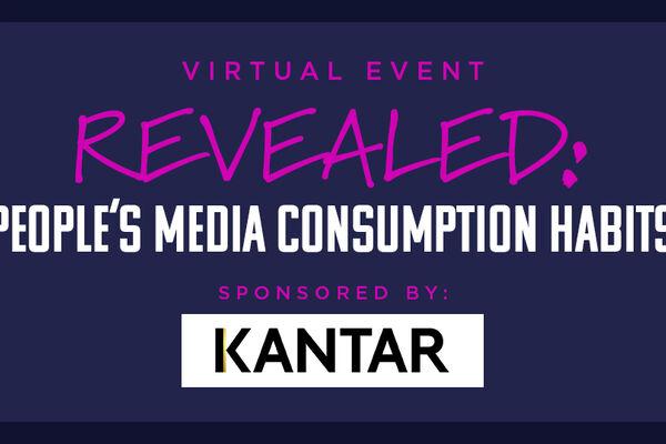 Revealed: People's Media Consumption Habits