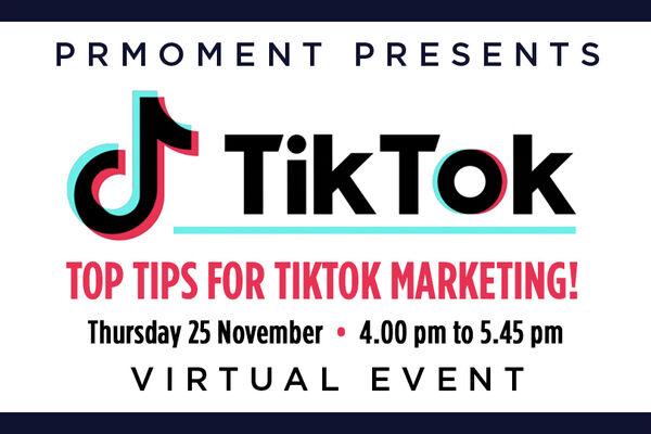 Top Tips for Tiktok Marketing!